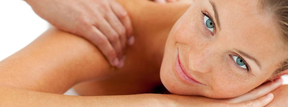 Nová nabídka masáží