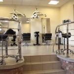 Interiér kadeřnictví Hair Club Poděbrady